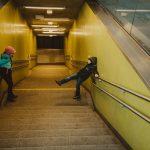 Streetfotó gyerekkel